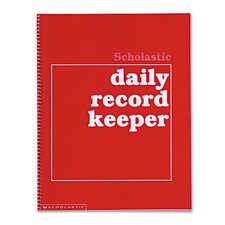<strong>Scholastic</strong> Daily Record Keeper