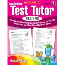 Standardized Test Tutor Reading Gr6