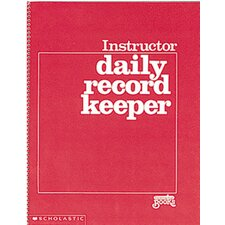 Scholastic Daily Record Keeper