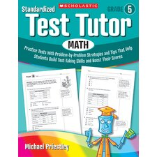 Standardized Test Tutor Math Gr 5