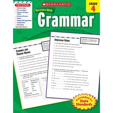 Scholastic Success Grammar Gr 4