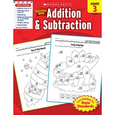 Scholastic Success With Addition &