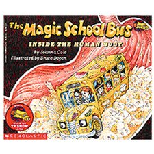 Magic Schl Bus Inside