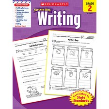 Scholastic Success Writing Gr 2