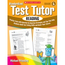 Standardized Test Tutor Reading Gr4