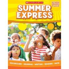 Summer Express Prek-k