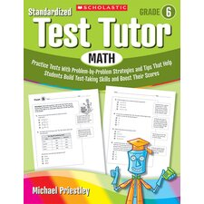 Standardized Test Tutor Math Gr 6