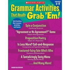 Grammar Activities That Really Grab