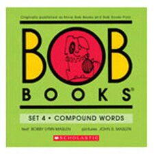 Bob Books Set 4 Compound Words