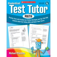 Standardized Test Tutor Math Gr 4