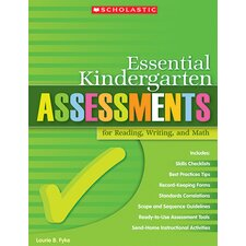Essential Kindergarten Assessments