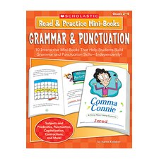 Read & Practice Mini-books Grammar