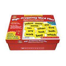 <strong>Scholastic</strong> Little Red Tool Box High Frequency