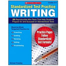 Standardized Test Practice Writing
