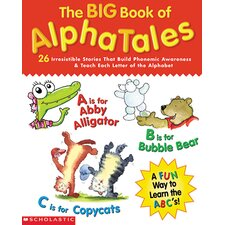 The Big Book Of Alphatales