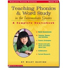 Teaching Phonics & Word Study In
