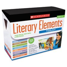 Literary Elements 25-Piece Box Set