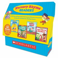 Nursey Rhyme Reader Books (Set of 60)
