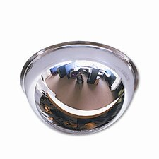 Full Dome Convex Security Mirror