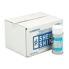 <strong>Sheila Shine</strong> Stainless Steel Cleaner & Polish Aerosol Can, 12/Carton