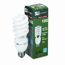23W 120-Volt Fluorescent Light Bulb