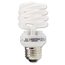 <strong>SLI Lighting</strong> Havells Spiral Compact Fluorescent Bulb, 13 Watts