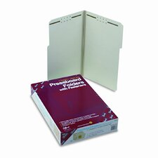 1/3 Top Tab Two Inch Expansion Fastener Folder, 25/Box