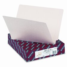 Fastener Front/Spine Heavyweight Folder, 50/Box