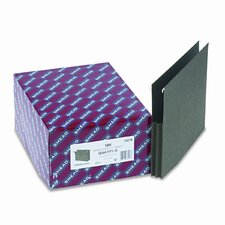 1 3/4 Inch Hanging File Pockets with Sides, 25/Box