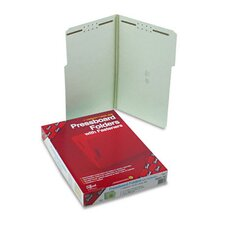 1/3 Top Tab One Inch Expansion Fastener Folder, 25/Box