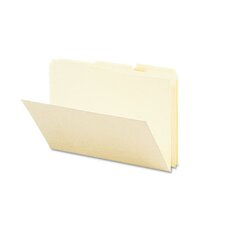 Recycled Card Size File Folders 100/Box