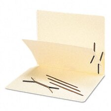 Twin Prong Paper File Fasteners, 100/Box