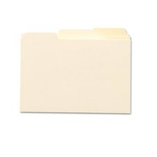 Self-Tab Card Guides, 100/Box