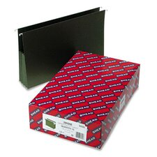 Hanging File Pockets with Sides, 10/Box