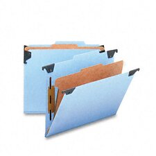 Four Section Hanging Classification Folder