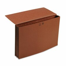 3 1/2 in Expansion Wallets, Redrope, 15 x 10, Redrope