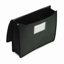 Premium 5.25 Inch Accordion Expansion Wallets, Poly
