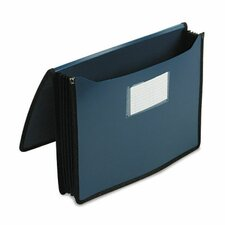 Premium 5.25 Inch Accordion Expansion Wallets, Poly, Letter