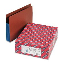 5.25 Inch Accordion Expansion File Pockets Straight Tab, Letter, 10/Box
