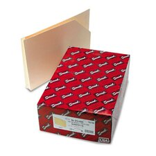 "End Tab File Pockets with 1.5"" Accordion Expansion, 50/Box"
