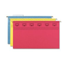 Tuff Hanging Folder with Easy Slide Tab,15/Box