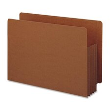 "3.5"" Accordion Expansion File Tuff Pockets, 10/Box"