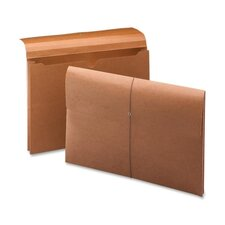 Two Inch Accordion Expansion Wallet with Cord