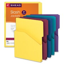 Slash Jacket Expanding Folder