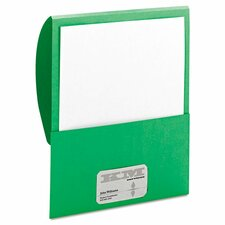 Textured Stackit Folders (Set of 10)