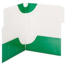 Supertab 2 Pocket Folders (5 Pack)