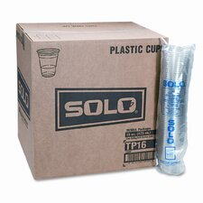 Company Party Cold Cups, 20 Packs of 50, 1000/Carton