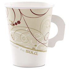 Symphony 8 oz. Hot Cup (Set of 50)