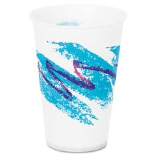 <strong>Solo Cup Company</strong> Jazz 7 oz. Waxed Paper Cold Cups (Set of 2000)