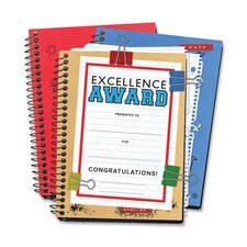 Excellence Award Certificate Kit